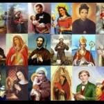 Como se llama el culto a los santos