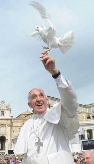 Como se llama el Papa