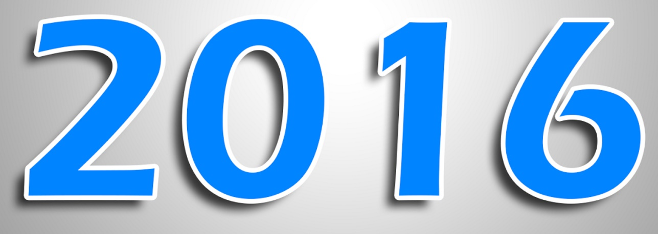 Como se llama este año 2016