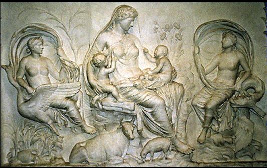 Como se llama la diosa griega de la tierra