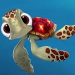 Como se llama la tortuga de Nemo