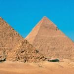 Como se llaman las pirámides de Egipto