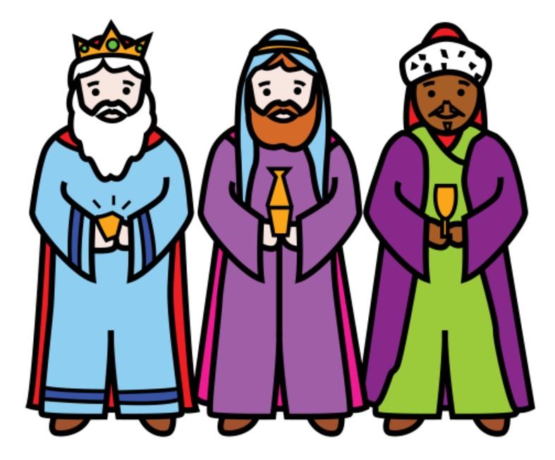 Como se llaman los Reyes magos