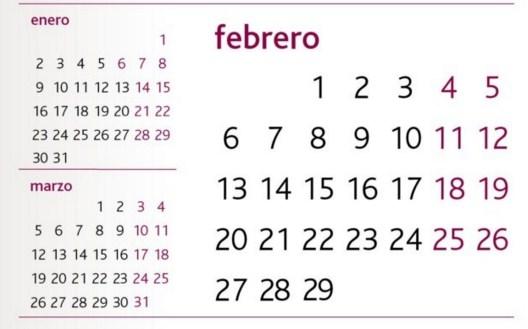 Como se llama el año que febrero tiene 29 dias