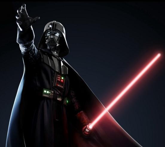 Como se llama el malo de Star Wars