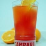 Como se llama el trago Campari con jugo de naranja