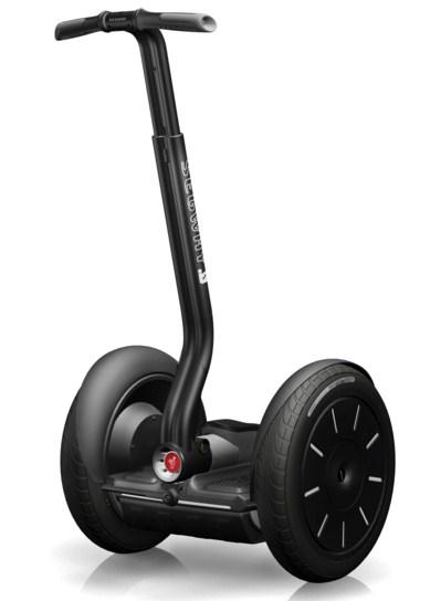 Como se llama el transporte de dos ruedas