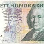 Como se llama la moneda de Suecia