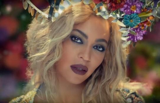 Como se llama la nueva cancion de Beyonce con Coldplay