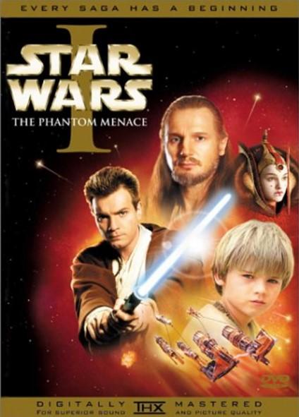 Como se llama Star Wars 1