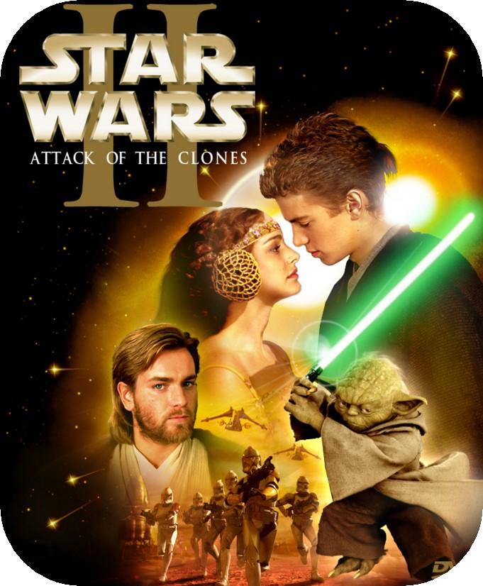 Como se llama Star Wars 2