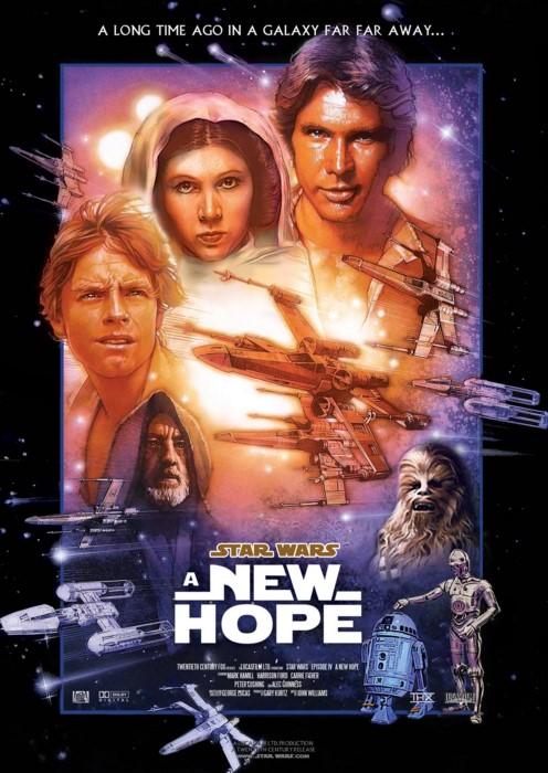 Como se llama Star Wars 4