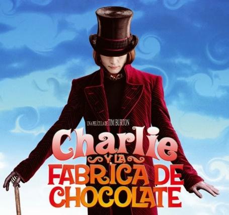 Como se llama el actor de Charlie y la fabrica de chocolates