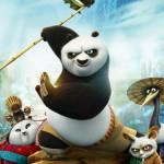 Como se llaman los personajes de Kung Fu Panda 3