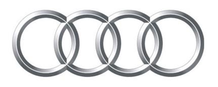 marca de auto con 4 circulos