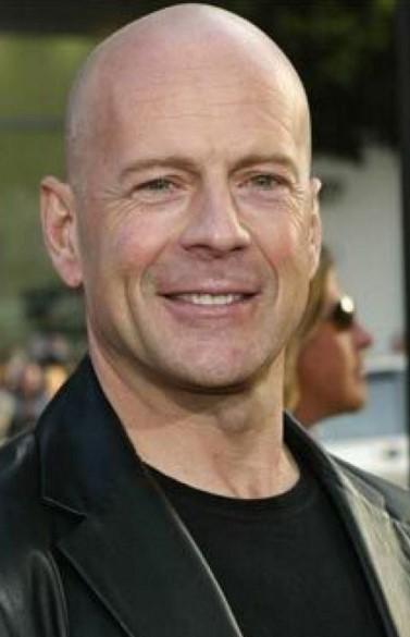 Bruce Willis y La Roca