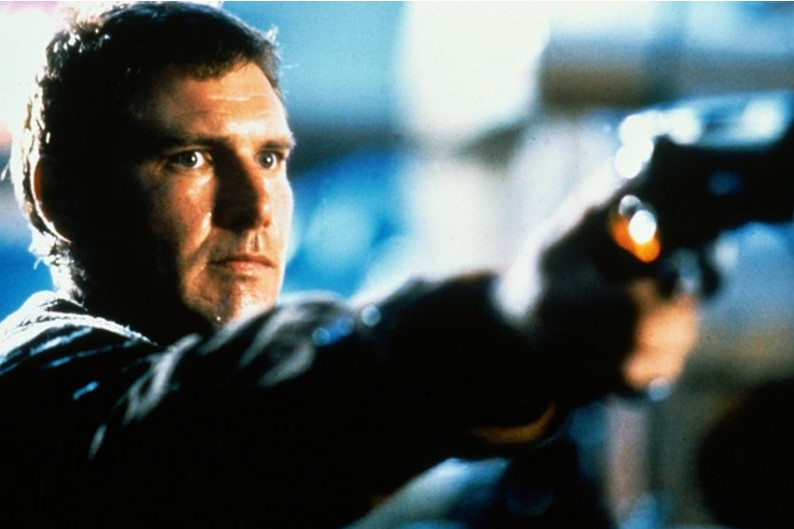 Como se llama Harrison Ford en Blade Runner