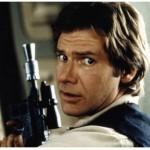 Como se llama Harrison Ford en la guerra de las galaxias