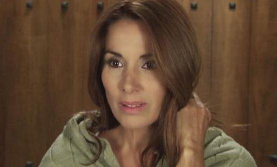 Como se llama la actriz que hace de Laura en Los ricos no piden permiso