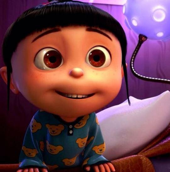 Como se llama la nenita de Los Minions