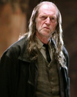 En Harry Potter que es un squib