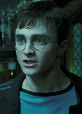 Harry Potter como se llama