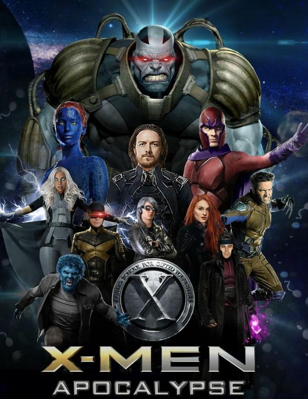 Como se llama la nueva pelicula de x-men