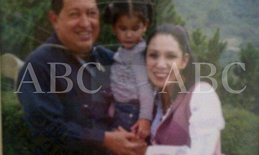 Hija ilegítima de Chávez