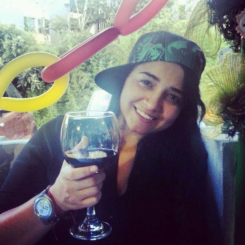 Se llama Manuela Londoño Arias