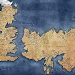 Continentes de Juego de tronos