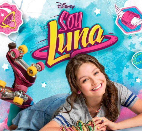 Pagina de Soy Luna
