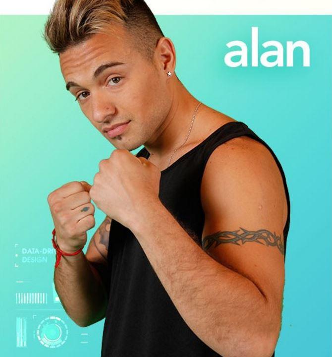 Alan de Combate 8G