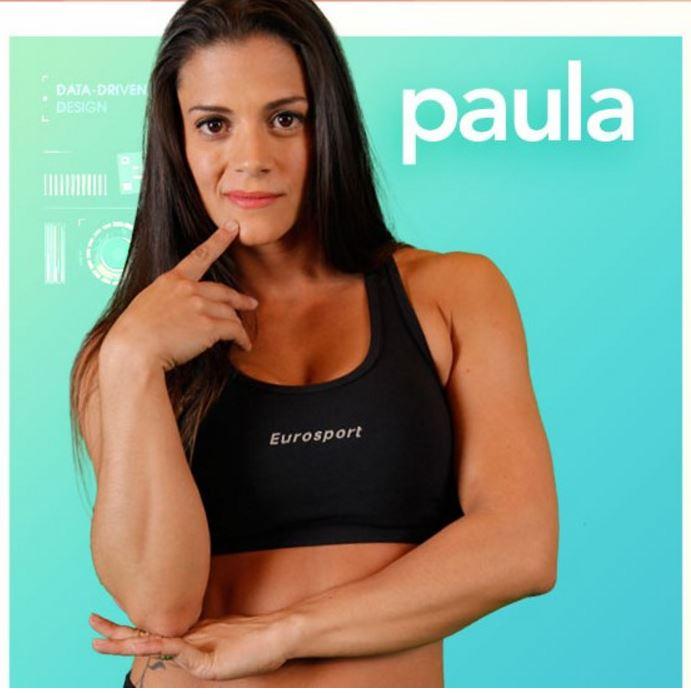 Paula Combate 8G