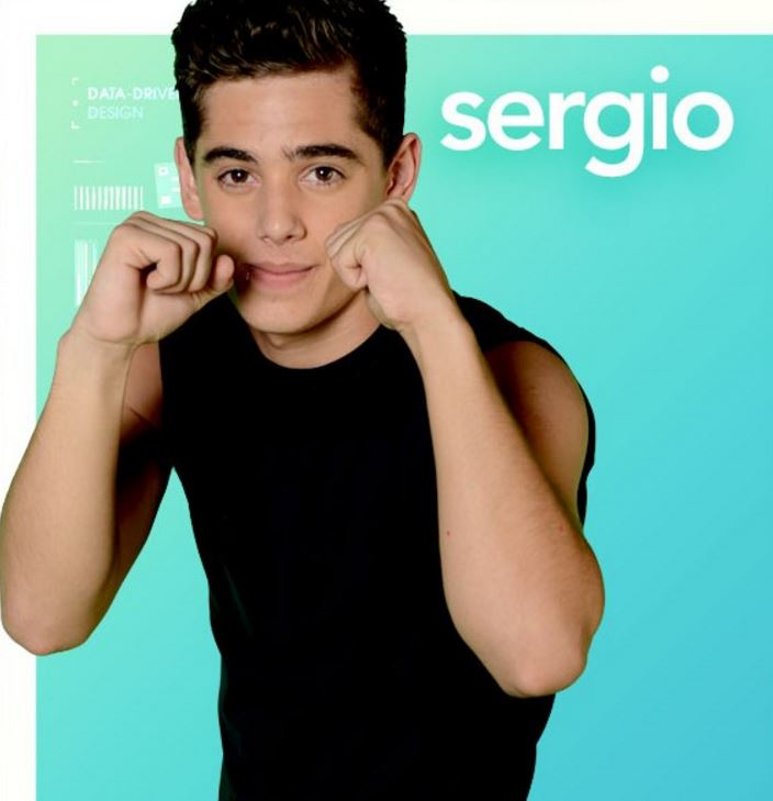 Sergio de Combate 8G