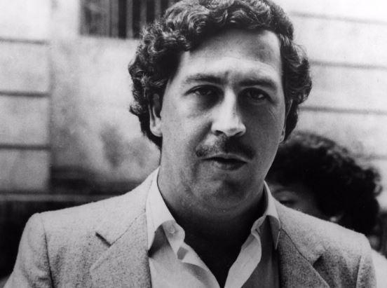 Como se llama la pelicula de Pablo Escobar