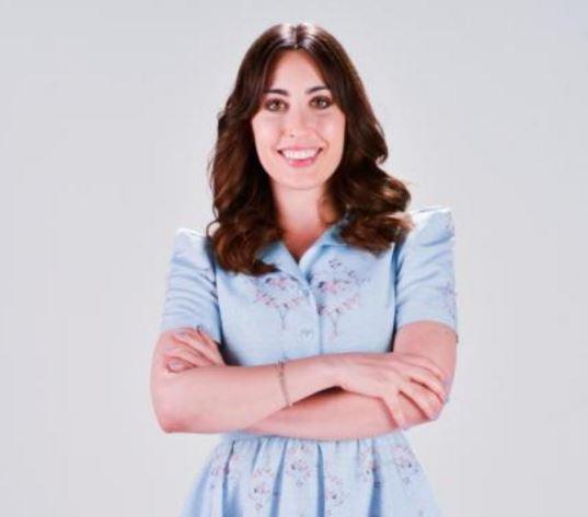 """Johanna """"Yoyi"""" Francella como Vicky"""