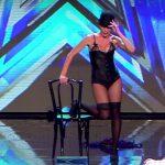 Como se llama la Argentina que participa del Got Talent de España