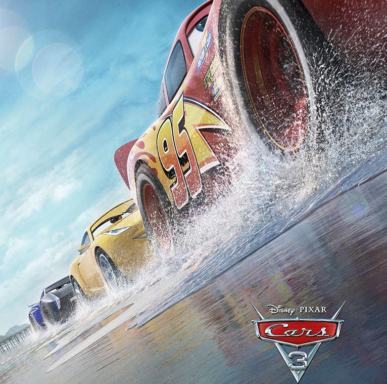 personajes de Cars 3