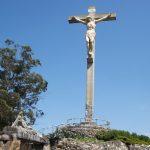 Como se llama el monte donde crucificaron a Jesús