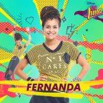 Como se llama la actriz que hace de Fernanda en Soy Luna