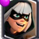 Como se llama la mejor carta Clash Royale