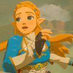 Como se llama la princesa de Zelda