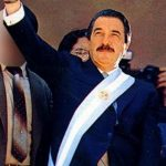 Como se llaman los últimos presidentes de Argentina