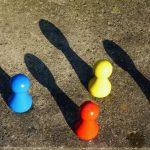 Como se llama el conjunto de cuatro objetos o personas