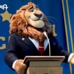 Como se llama el leon de Zootopia