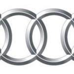 Marca de auto con 4 círculos