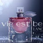 Como se llama la cancion de la publicidad de Lancome La vie est belle